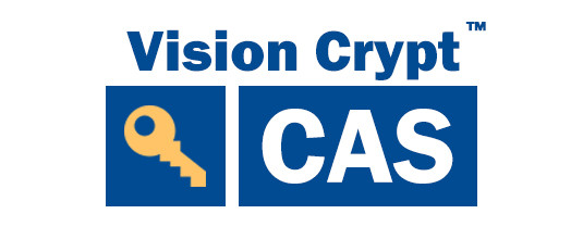VisionCrypt ™ 6.0 Advanced Security CAS Waritional Access System